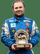 Pilote d'InstaForex Loprais Team Aleš Loprais