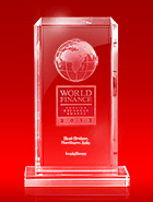 World Finance Awards 2013 - Il Miglior Broker nell'Asia settentrionale
