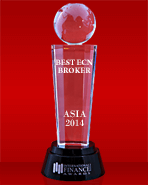 International Finance Magazine 2014 - Il Miglior Broker ECN in Asia