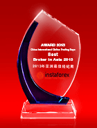 China International Online Trading Expo (CIOT EXPO) 2013 - Il Miglior Broker in Asia